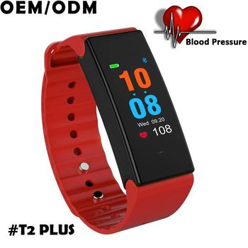 Waterproof IP67 smart watch branded OEM logo blood pressure monitor with SDK/API available