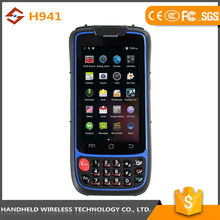 best quality Android 4.4.2 Handheld Wireless H941 rugged IP 65 industrial mobile pda phone