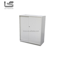 Latest sliding doors fold steel file cabinet