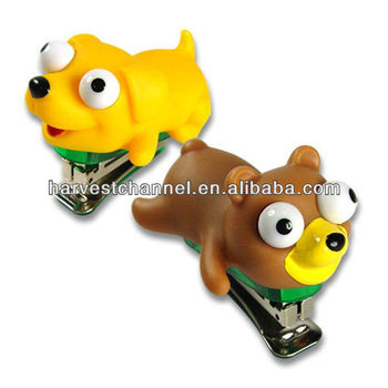 PVC cute cartoon plastic kids toy