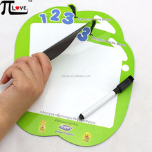 Custom personalized printed cartoon drawing board with marker pen