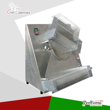 DR-2A PERFORNI CE and ROHS approval adjusted from 0.5-5.5mm pizza dough pressing machine by china supplier