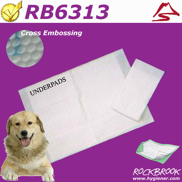 Competitive Price High Quality Disposable Pet Dog Urine Pad Manufacturer from China