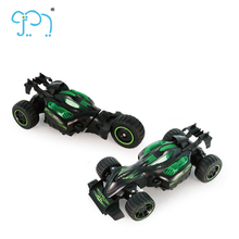 2.4 GHZ 1/16 3 In 1 DIY Remote Control Stunt Car For 2017 Flip Remote Control Toy Stunt Car With ASTM