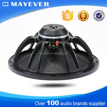 2016 China factory supply mid bass speaker driver wholesale