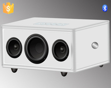 New 2015 large outdoor speakers with bluetooth and built-in creative subwoofer for 2.1 sound system