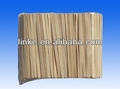 wooden round coffee stirrer with FSC Certificated, direct manufacturer