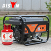 BISON(CHINA) Gas Generator Supplier All Kinds Of Natural Gas LPG Biogas Gas Engine Generator Price