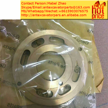 Hitachi Swing Motor Parts M2X63 Swing Motor Valve Plate For Excavator SY135,CLG915