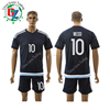 2017 New Design Argentina Messi Black