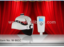 Automatic Electric Genie Head Massager/Relax Massage Head With Music/Mp3