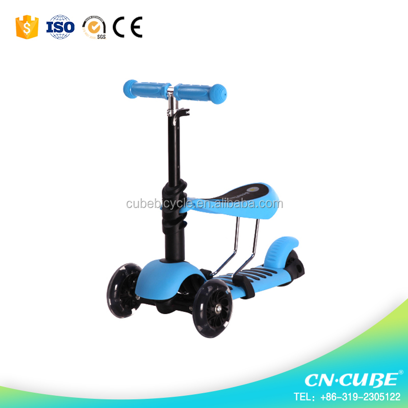 Smart Wholesale Cheap Kids Three Wheel Scooter For Sale