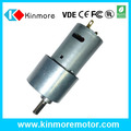 12V High Torque Low rpm DC Gear Motor for Robots