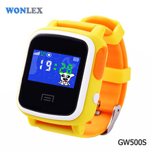 WONLEX GPS+LBS+WIFI+Color touch screen gps family tracking