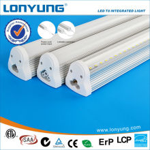 Frosted cover 18w integrated t8 led tube,led tube light t8 led read tube