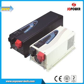Auto Power Inverter 1000 Watt 12 Volt DC to 110 Volt/ 230 Volt AC with 3000 Watt Surge Power