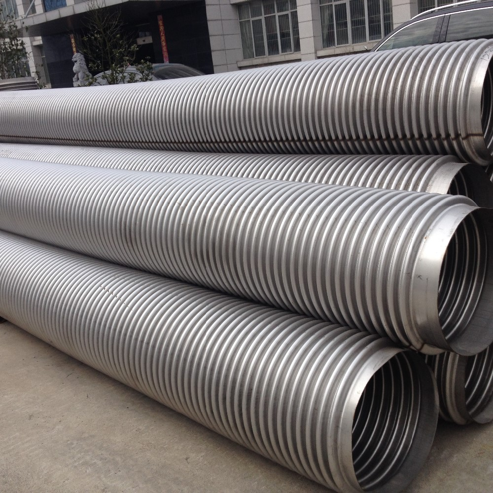 High quality corrugated flexible bitumen delievery steel hose