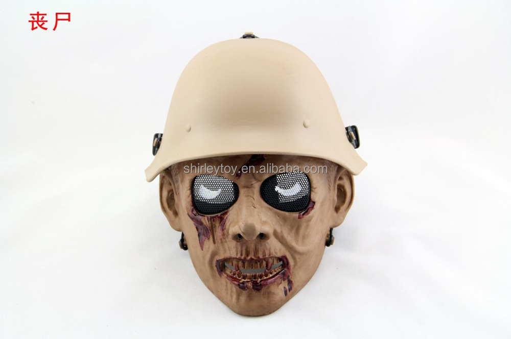 airsoft Dead / Zombie mask