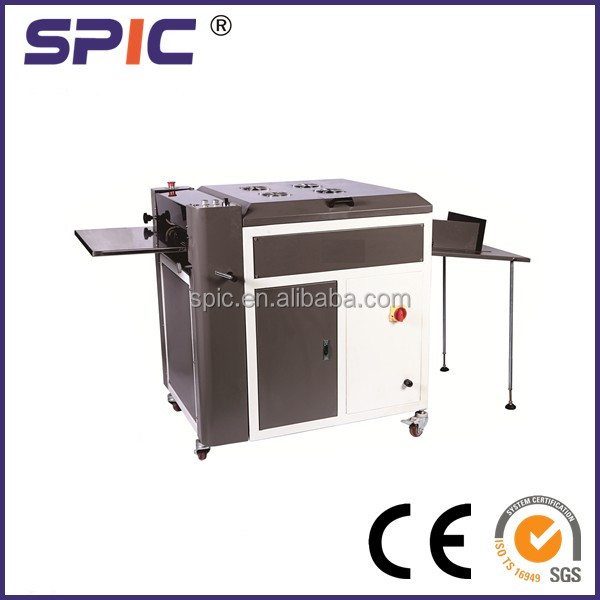 Manual small uv varnishing machine for paper