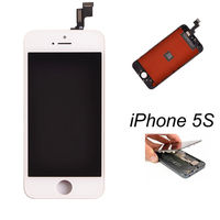 High quality AAA + original mobile phone display lcd for iphone 5s