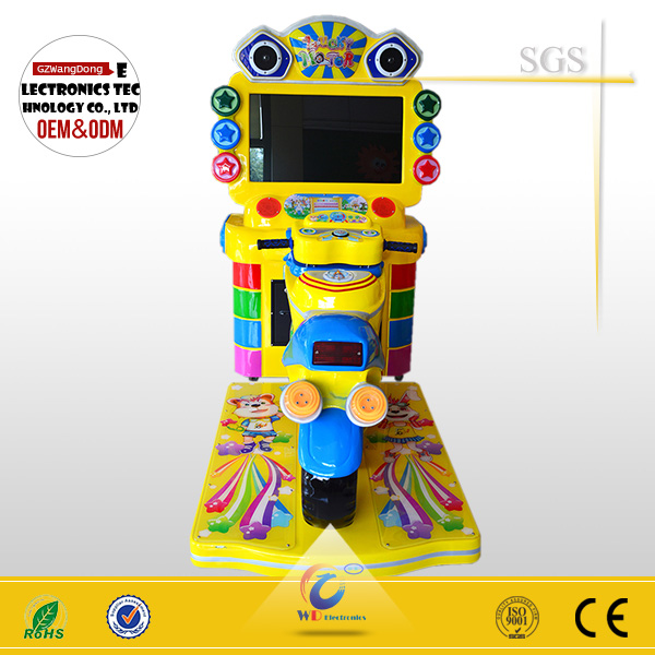 gp motor simulator game machine, luxury motor racing game machine (WD-C06)