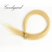 New Products 100% Human Hair Double Drawn Nano Weft Nano Ring Hair Extensions and Human Hair Weft