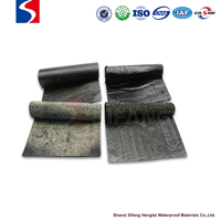golden supplier SBS/APP modified bitumen waterproof torch on membrane can be exposed