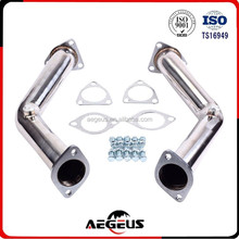For Infiniti G35-FX35 Test-Pipes Decat Non Reson Straight Exhaust 350z