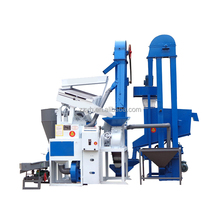 Complete Set Combined Rice Mill/rice Mill Machine/rice Milling Machine For Sale