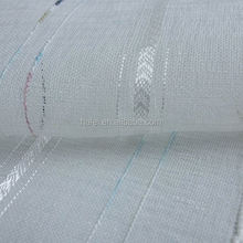 Hotel Luxury Voile Jacquard one way vision for glass curtain wall
