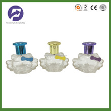 Pump Spray Sealing Glass Perfume Bottle for Girl