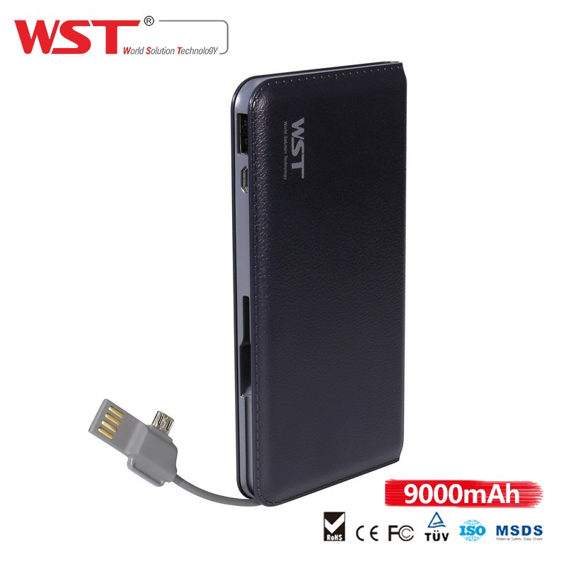 Wholesale qi universal new portable power bank new technology product in china