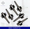 high precision machinery parts construction equipment spare parts