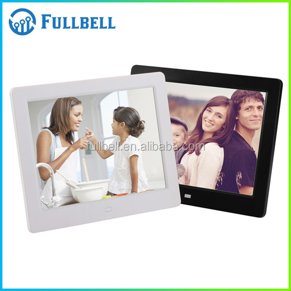 "8"" Inch photo Viewer,Large Digital Picture Frames"