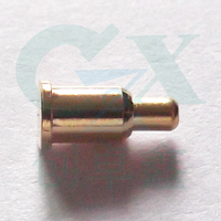 hot sale spring pogo pin brass pogo pin connector for iphone smart watch