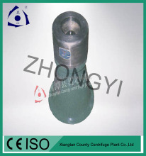 Small Volume Laboratory Centrifuge Machine For Graphite Washing With Model PS 200