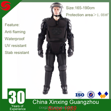Flame retardancy Stab proof Military Army Tactical Riot Suit Police Anti Riot Suit uniform