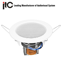 ITC T-103G Economical Background Music Broadcast 3W 3 inch Mini Ceiling Speaker