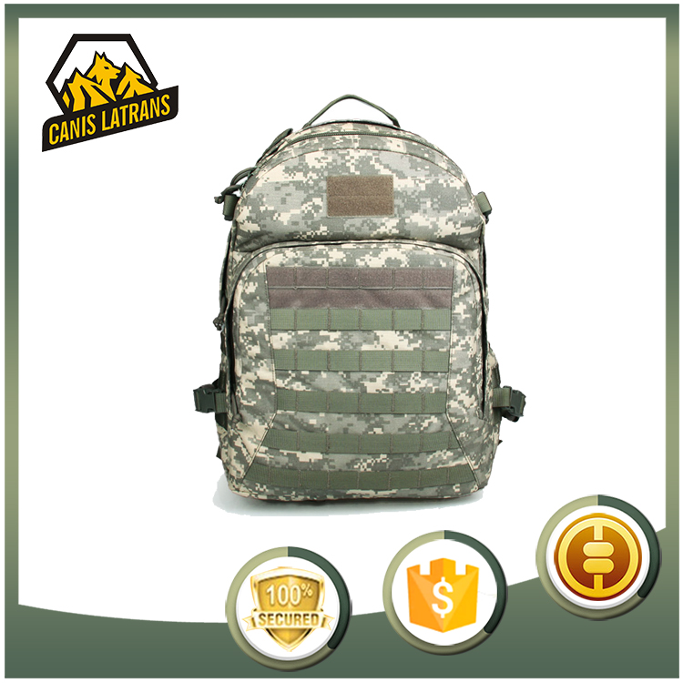 Army Camo tactical sling Military Issue Backpack For <strong>School</strong>