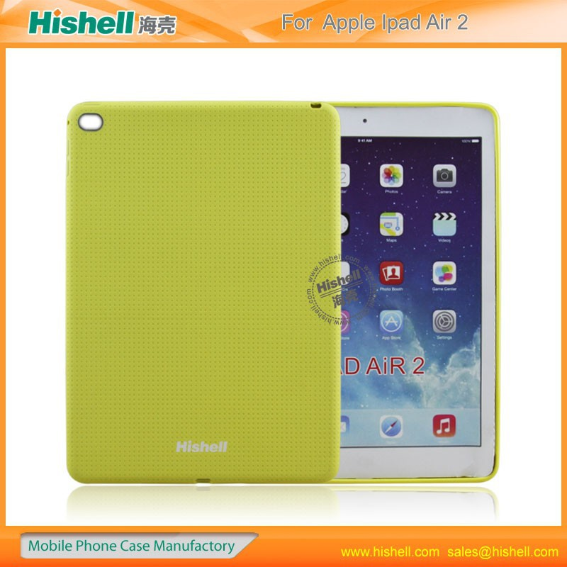 Newest tpu Cellular phone cover wholesalers for ipad air 2