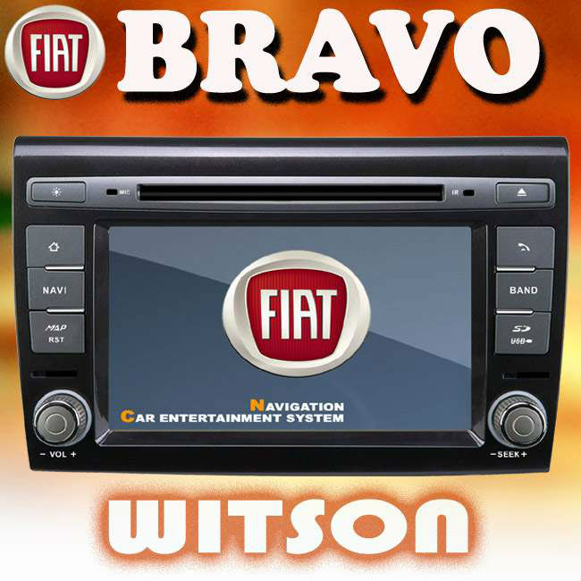 WITSON auto radio dvd with A8 Chipset S100 Platform