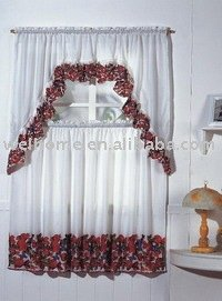 Item No.:C1005 Cotton Curtain