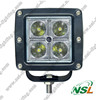 16W /10-30V DC LED CRE E Work Light car accessory,used for trucks and off-road vehicles,wholesale price for sample order!!