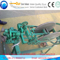 Durable and inexpensive rope winding machine straw rope making machine