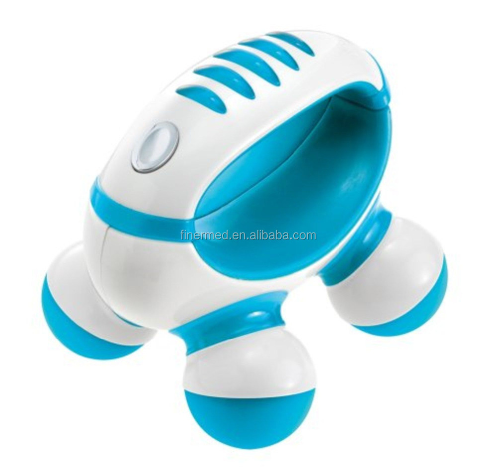 Mini Hand Held Massager with Hand Grip