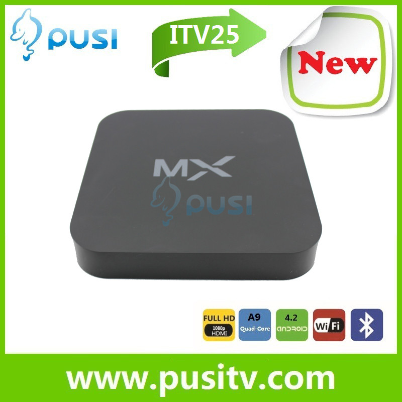 Android PC TV dongle MINIX NEO X7 with quad core RK3188 & android 4.2 OS & RJ45