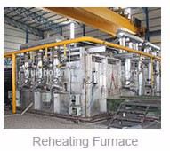 Competitive Price pusher type reheating furnace