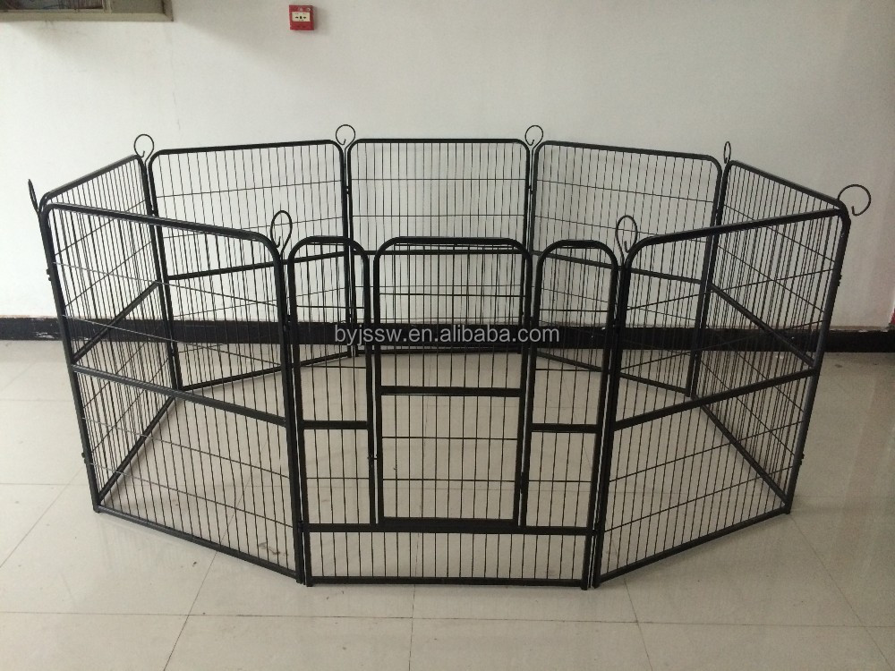 Folding Metal Dog Fence Factory