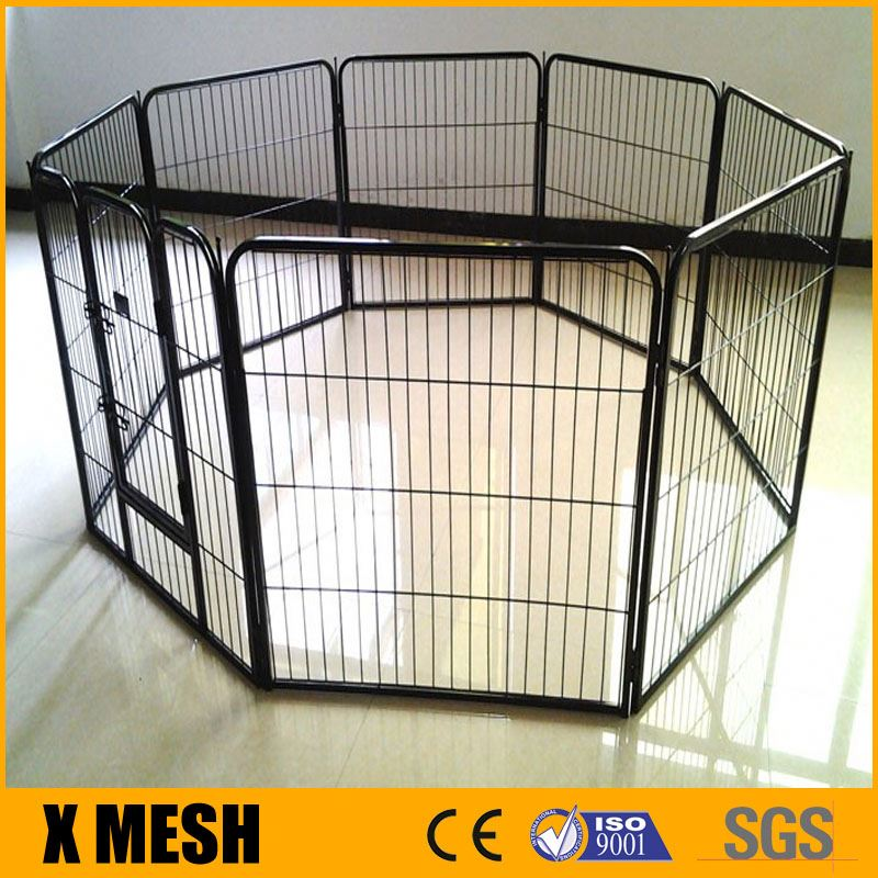 Dog Kennel Heavy Duty Pet Playpen Dog Exercise Pen Cat Fence, Run for Chicken Coop, Hens House