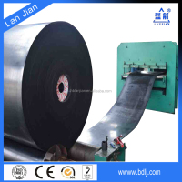 Textile Reinforced Conveyor Belt, Polyester-Polyamide(EP)Polyamide(P) Fabric Rubber Conveyor Belt Manufacture